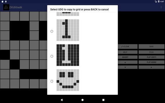 ZXUDGedit apk screenshot