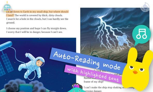 English Reading Adventure 5 screenshot 1