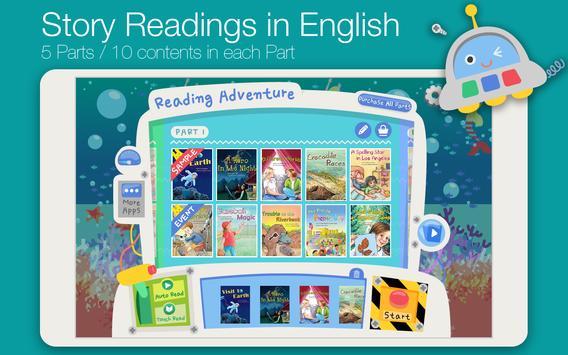 English Reading Adventure 5 screenshot 5