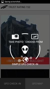 I Believe - UFO tracking apk screenshot
