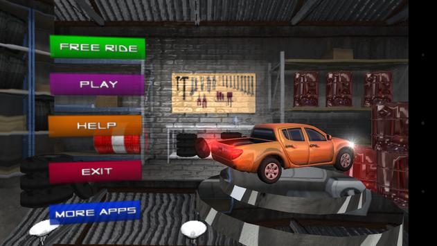 4x4 Road Rally Race screenshot 14