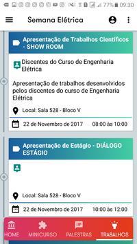 Semana de Eng. Elétrica UFRR apk screenshot