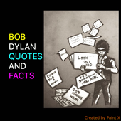 Bob Dylan Facts , Quotes  and Lyrics icon