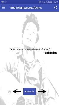 Bob Dylan Facts , Quotes  and Lyrics poster