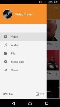 UHD Video Player - 4K Player apk screenshot
