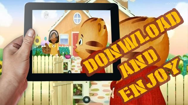 tiger adventure dani games screenshot 2