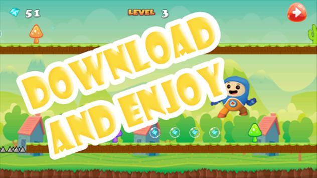 GO adventure getter Run games apk screenshot