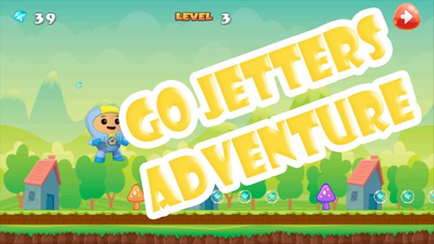 the Adventure game of g0 gеttre poster