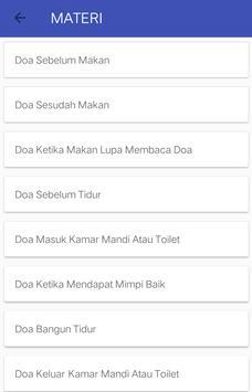 Hafalan Doa screenshot 1