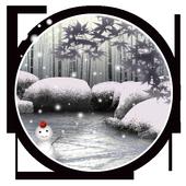ZEN Garden -Winter- LW icon