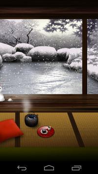 ZEN Garden -Winter- LW apk screenshot