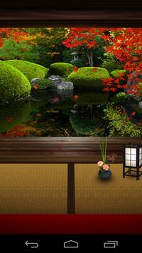 Zen Garden -Fall- LW poster
