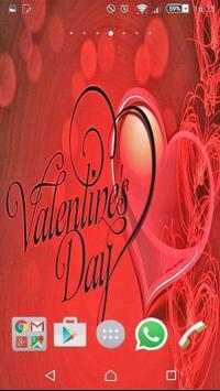 Valentines Day love wallpaper screenshot 3