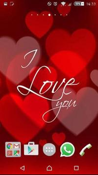 Valentines Day love wallpaper screenshot 5