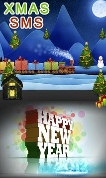Christmas & New Year SMS Lite poster