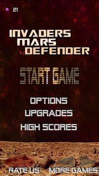 Mars Invaders - Retro space shooter screenshot 2