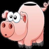 Piggy Bank Toss icon