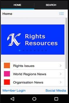 Human Rights Portal poster