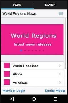 Human Rights Portal apk screenshot