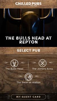 ChilledPubs poster