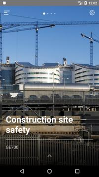 CITB Health Safety and Environment Publications poster
