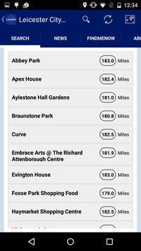AccessAble - Leicester apk screenshot