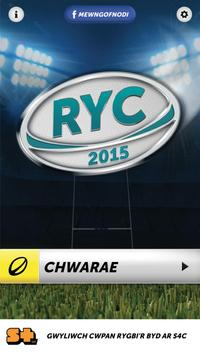 Stwnsh - RYC 2015 poster