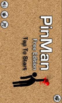 PinMan Free poster