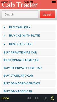 Cab Trader screenshot 2