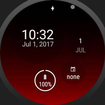 Chronolight Watchface apk screenshot