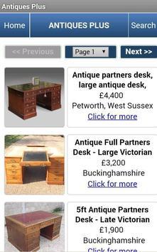 UK Antiques Finder screenshot 1