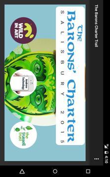 The Barons' Charter Trail apk screenshot
