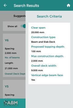 ABM Precast screenshot 3