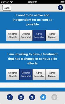 Acne NHS Decision Aid poster