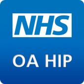OA of the Hip NHS Decision Aid icon