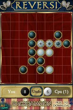 Reversi Free screenshot 1