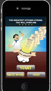 Menu Magician: Crazy Pot Luck poster
