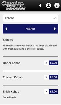 Caspian Kebabs apk screenshot