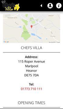 Chefs Villa apk screenshot