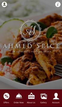 Ahmed Spice poster