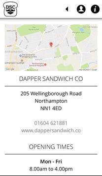 Dapper Sandwich Co apk screenshot
