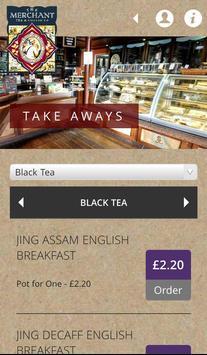 The Merchant Tea and Coffee screenshot 2