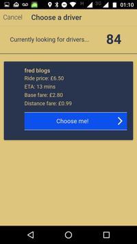 Taxi screenshot 10