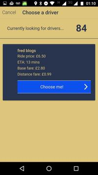 Taxi screenshot 1