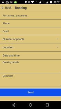 Taxi screenshot 5