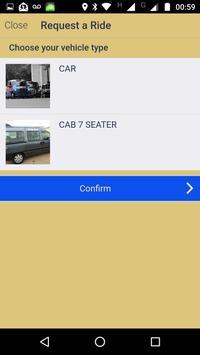 Taxi screenshot 7
