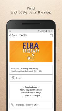 Elba Takeaway screenshot 4