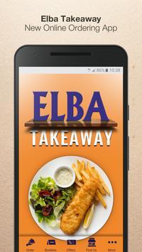 Elba Takeaway poster