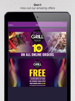 Mac Grill screenshot 7