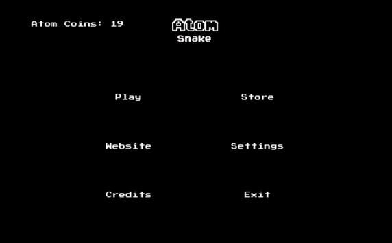 Atom Snake poster